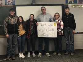 Students Celebrate FFA Week