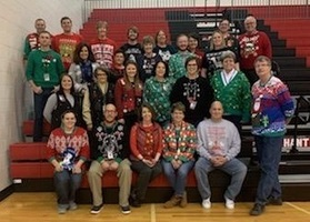 Ugly Sweater Wednesday
